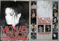 Michael Jackson Calendrier 2003 Calendar Kalender Poster Posters