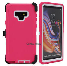 For Samsung Galaxy Note 9 Case with Belt Clip Fits Otterbox Defender Series