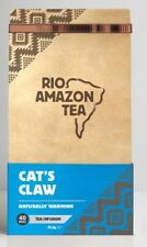 Rio Amazon, Cat's Claw Teabags (90) BBE 08/19