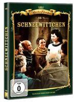 SCHNEEWITTCHEN - MÄRCHEN KLASSIKER (DORIS WEIOW, HARRY HINDEMITH, ...) DVD NEU