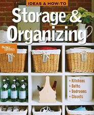 Ideas & How-To: Storage & Organizing (Better Homes