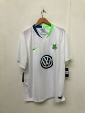 VFL Wolfsburg Nike Men's 2018/19 Away Shirt - 2XL - No Name 23 -New with Defects