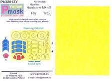Model Maker 1/32 HAWKER HURRICANE Mk.I/II Kabuki Tape Paint Mask Set FLY