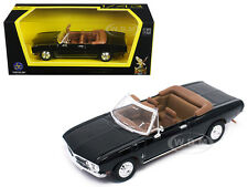 1969 CHEVROLET CORVAIR MONZA BLACK 1/43 MODEL CAR BY ROAD SIGNATURE 94241
