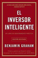 El Inversor Inteligente : Un Libro De Asesoramiento Práctico, Paperback by Gr...