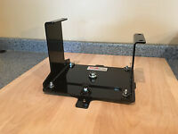 HD, Big Twin, Motorcycle Engine Stand with, 8 Position Locking Rotating Base
