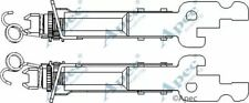 Brake Adjuster Bar Axle Set ADB3026 APEC Replaces 7701205525,