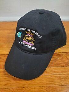 American Pharoah Triple Crown 2015 Champion Hat Cap Kentucky Derby Preakness
