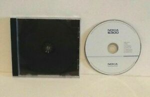 ORIGINAL NOKIA 6300 USER MANUAL CD