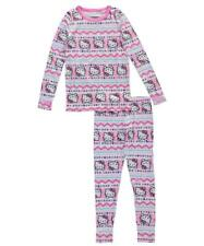 Komar K181291HK Hello Kitty 2pc PJ Set Pink Small