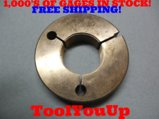 1767 18 Ns Thread Ring Gage Go Only Pd 17309 Tooling Inspection Machinist