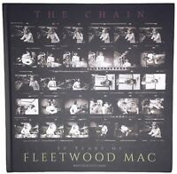 Chrisp, Pete; The Chain: 50 Years of Fleetwood Mac; Hardcover