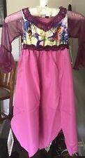 Disney Tinker Bell Fairies Girls Petal Nightgown, Size 04