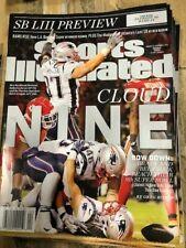 January 28, 2019 Rob Gronkowski New England Patriots Sports Illustrated NO LABEL