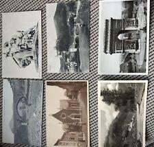 lot van 21 vintage postkaarten