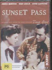 SUNSET PASS - James Warren, Nan Leslie, John Laurenz- DVD