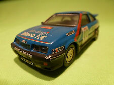 TROFEU 1:43 FORD SIERRA RS COSWORTH - RALLY 11 MACO - RARE SELTEN - GOOD COND