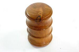 Hammer Head Wooden Palm Gavel Handmade Elm Tommy Woodpecker Woodworks
