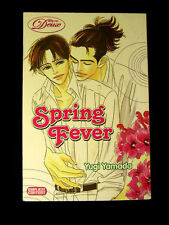 Yugi Yamada  - Spring Fever Manga Graphic Novel  Softcover Explicit Content 18+