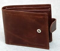 Genuine Leather Mens/Gents Wallet Luxury Soft Leather Card Holder Wallet-31