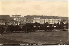 Autriche, Österreich, Vienne, Wien, le château de Schönbrunn Vintage albumen pri