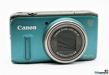 Canon PowerShot SX260 HS 12.1MP 3''Screen 20x Zoom Digital Camera Blue