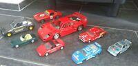 Vintage Corgi Burago Tonka Matchbox Hotwheels Job Lot Toy Cars 70s & 80s