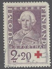 Finland, Postage Sc# B19 Used, 1935