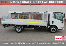 Dropside LWB Commercial Vans & Pickups with Driver Airbag