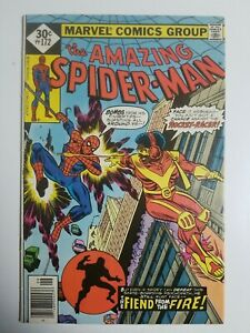 Amazing Spider-Man (1963) #172 - Very Good - Rocket Racer on a skateboard!