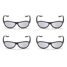 LG Cinema 3D Glasses (Pack of 4) - For LED 3D Televisions (AG-F310)