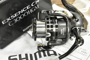 Fishing Reel Shimano 12  Exsence CI4+ C3000HGM Spinning reel