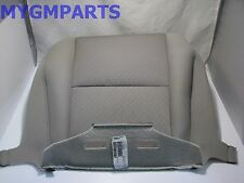 YUKON AVALANCHE GREY DRIVERS SEAT BOTTOM COVER W/BUCKETS 2010-2014 NEW 20904109