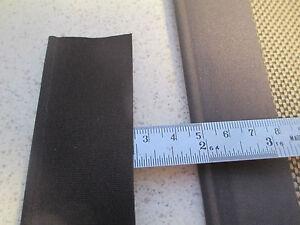 10m BLACK Keder 4.0mm Track inner Outdoor Coffee or Mesh Blinds