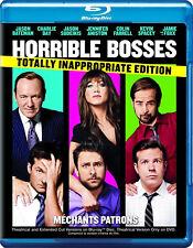 Horrible Bosses Blu ray (2 Discs set, 2011)