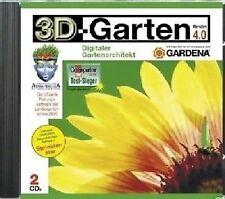 Gardena 3d-Jardin-version 4.0 ** neufs winxp & OVP