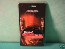 DIGITAL AUDIO CABLE GOLD SERIES RADIO SHACK
