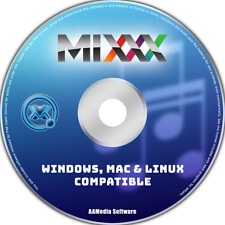 MIXXX - DJ Mixing Software App (VirtualDJ Alternative) for Windows, MAC & Linux