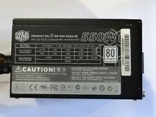 Alimentation Cooler Master RS-550-ACAA-E3 - GX 550W 80 Plus