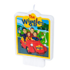 The Wiggles Candle Cake Birthday Party Supplies Emma Lachy Anthony Simon baby