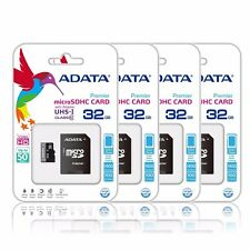 ADATA 32GB Micro SD SDHC Class 10 Memory Card For GoPro Hero4 Note Edge Pack 4