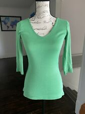 Michael Stars Lime green Top Small