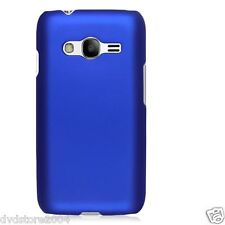 Custodia BACK Cover BLU Per Samsung Galaxy Ace 4 G313H Rigida Hard Case