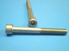 5 VITE ACCIAIO INOX DIN 912 brugola M6 x 80 mm V2A