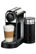 NEW Nespresso by Breville BEC650MC Citiz & Milk Capsule Coffee Machine: Chrome
