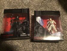 Star Wars Black Series Rey & Kylo Ren Starkiller Base 6'' Force Awakens (K-Mart)