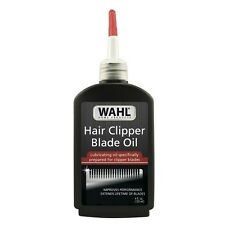 WAHL OIL 120ml for Hair Clipper Blades - Lubricating Oils for Clippers Blades
