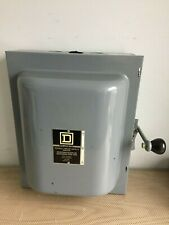 NIB Safety Switch NonFused General Duty Double Throw 100 Amp 120//240V DT223URH-N