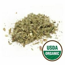 Starwest Botanicals Organic Mugwort Herb Cut Artemisia Vulgaris  1 lb