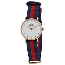 DANIEL WELLINGTON OXFORD ROSE' 26MM DONNA (0905DW),  NUOVO LIST. 109 €